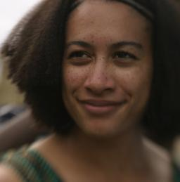 Michelle in Uganda